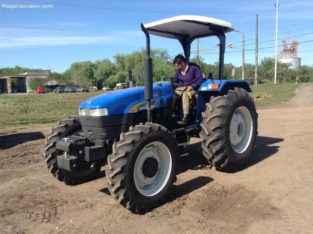 Tractor New Holland TT-75 DT