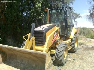 Vendo Retropala Caterpillar 416E 4×4