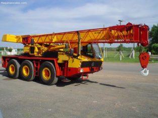 grua telescopica de 35 ton.