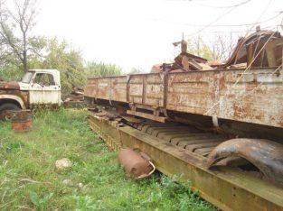 Chata de Ferrocarril ideal Puente para arroyos, medidas 3 metros de ancho x 10 metros de largo…