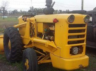 Pala Frontal Case – Transmisión Hidráulica – Motor Perkins 4 – Capacidad 1 m3