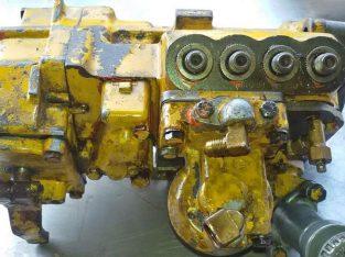 Bomba inyectora motor Caterpillar 3304