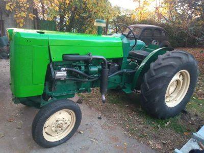 Tractor John Deere 445. Consultas al 011 15 41874049