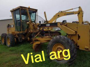 Cat 120H , 2004