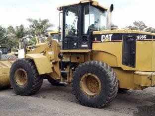 Cargadora CAT 950G año 2004