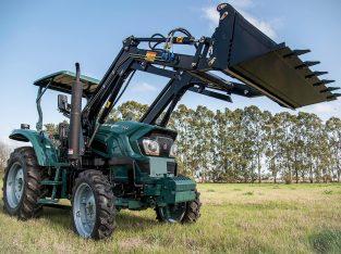 Tractor Brumby 75 HP 4×4 / OPCIONAL PALA CARGADORA.
