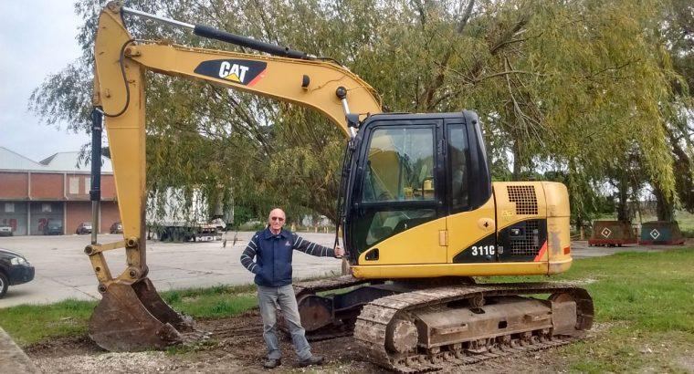 Excavadora Caterpillar 311c