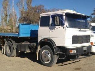 CAMION FIAT 619 TRACTOR. NO FORD SCANIA IVECO