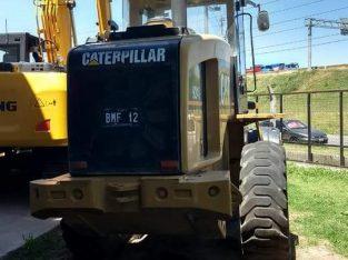 Pala cargadora Caterpillar 924G