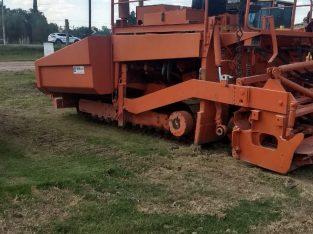 Terminadora de asfalto