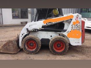 Vendo minicargadora Bobcat s150