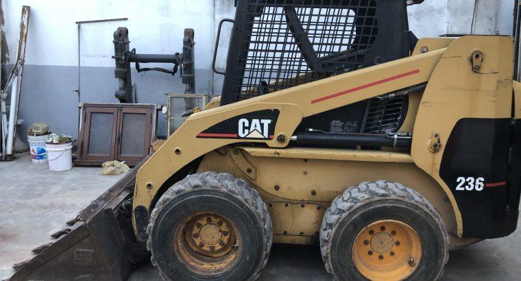 Cat 236 , 2007 , 7000hs.