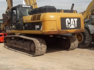Excavadora Caterpillar 330D