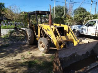 Retropala Pala, Tractor, Rolo Compactador, Ford F100, Motoniveladora