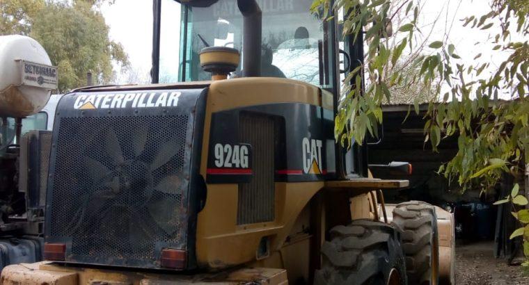 Pala cargadora Caterpillar 924 G