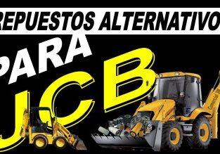 VENTA REPUESTOS MAQUINARIA VIAL JCB