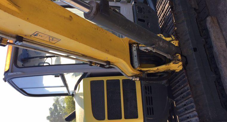Miniexcavadora Wacker Neuson EZ53, 5.5 toneladas, 2016, CON GARANTIA.