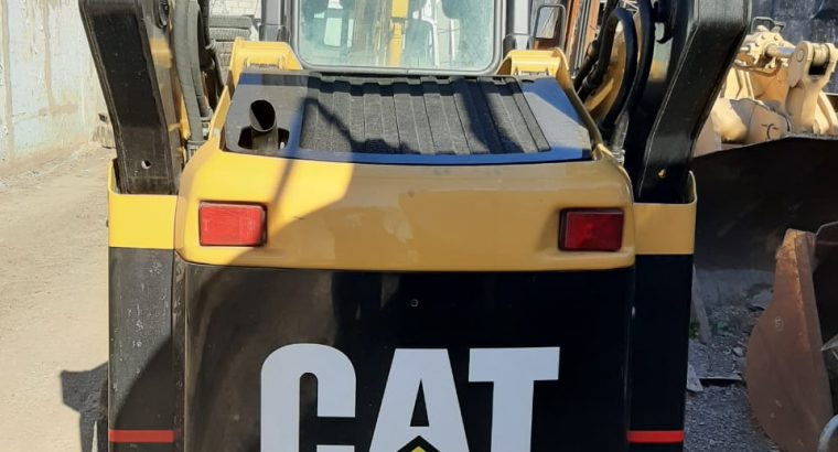 Minicargadora Caterpillar 252 B
