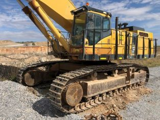 Excavadora KOTMASU PC1250 LC-8