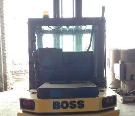 Autoelevador Boss Diesel Para 7 TN Torre Doble