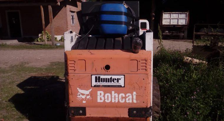 Mini Cargadora Bobcat s653