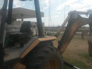 PALA RETROEXCAVADORA CATERPILLAR 416 EXCELENTE