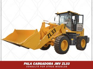 Pala Cargadora ZL33