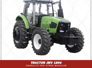Tractor JMV 1804