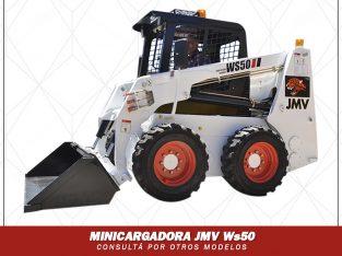 Minicargadora Jmv Ws50