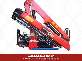 Hidrogrua Italiana Hc 60