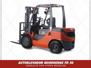 Autoelevador Goodsense Fd30
