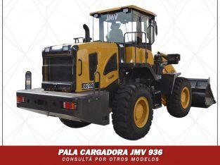 Pala Cargadora JMV 936