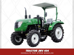 Tractor 40hp 4×4 Jmv 404
