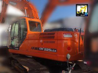 Excavadora Doosan dx22lca