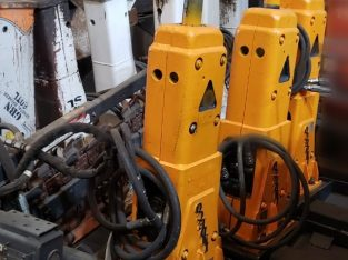 ➡️Implemento martillo hidráulico Indeco de 600