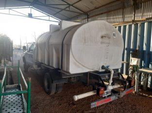 Tanque de Agua 8000 Lts.