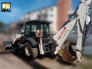 Retro excavadora Terex TX 760B