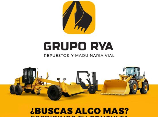 Botador Motor YTO // Grupo RYA