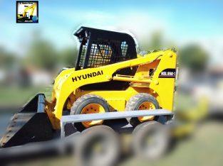 Minicargadora Hyundai HSL 850-7