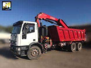 Camion Iveco 26E25