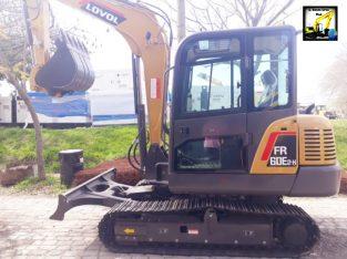 Mini excavadora Lovol FR60E2H